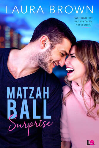 Cover for Matzah Ball Surprise
